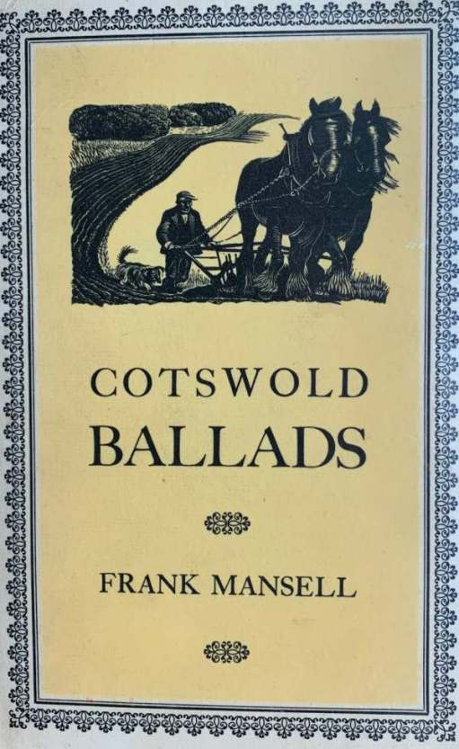 Frank Mansell: Cotswold Ballads