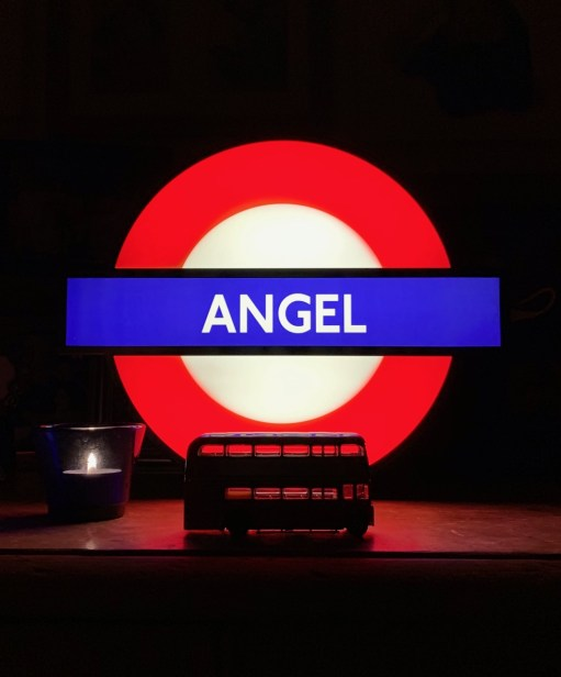 Lighting a Candle to Didley ...and the Routemaster bus.