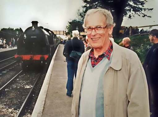 Tony and 30506 …..1997 before withdrawal for rebuild.