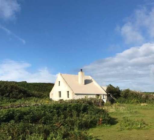 Lockley's Cottage, Skokholm.