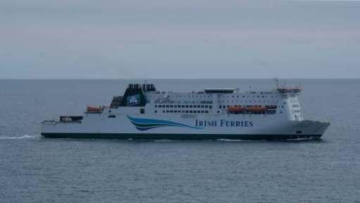 The Irish Ferry.