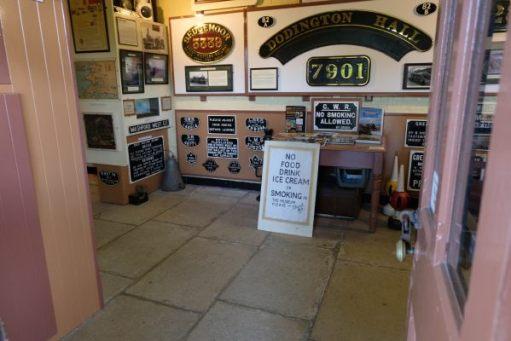 Somerset & Dorset Railway Trust: Washford Museum.