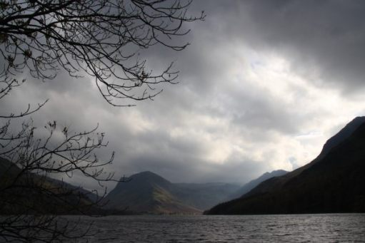 Buttermere... One of Wordsworth's favourite lakes