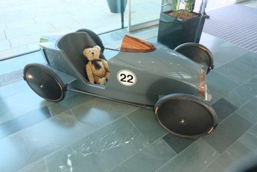 RR Challenge: Bertie in a Rollys-Royce Go-Cart!