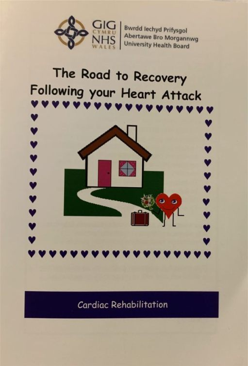 """The Road to Recovery Following Your Heart Attack""."