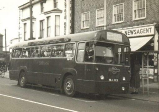 725 Green line Coach.