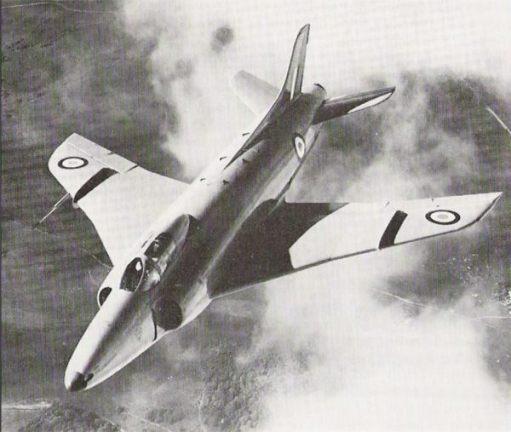Supermarine Swift.