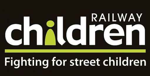 Railway Children Logo: Fighting for Street Children