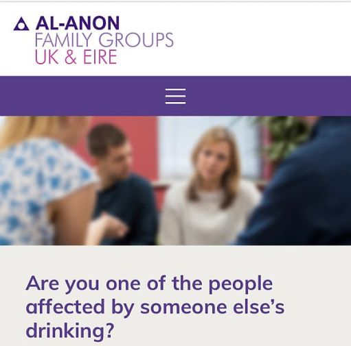 Al-Anon Family Groups - Are you one of the people affected by someone else's drinking?
