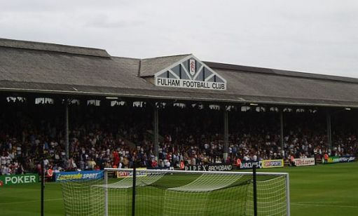 The Johnny Haynes stand is the oldest stand in the Football League. Originally constructed in 1905, it is a Grade ll listed building. It still has the original, somewhat uncomfortable, wooden seats.