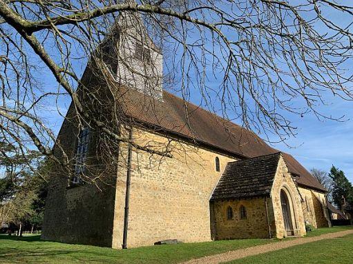St James Church - Abinger Common.