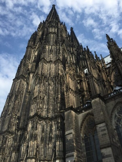 Cologne Cathedral.