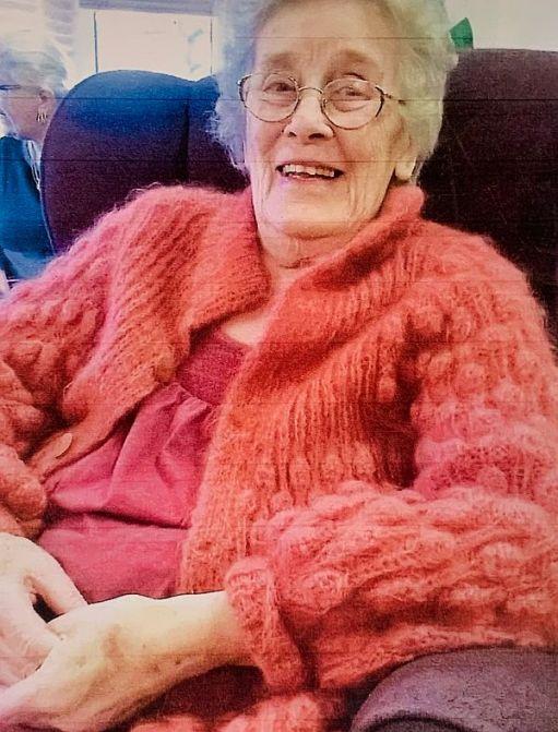 Wendy 2015 - St Jude's Nursing Home, Sutton.
