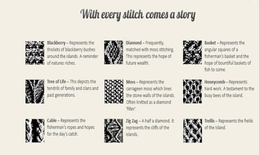 The story of the stitches