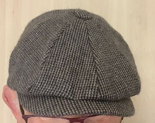 What's in an 'at. M&S cap.
