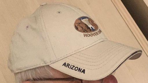 Arizona Baseball Cap.