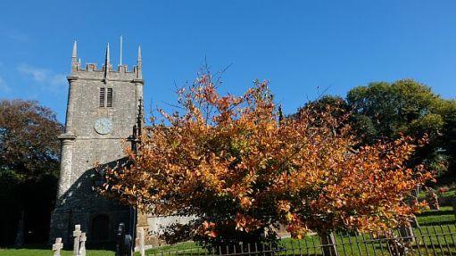 St Christopher Church - Winfrith Newburgh.