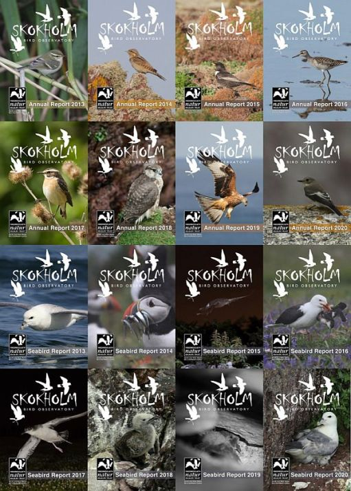 Skokholm Annual Reports