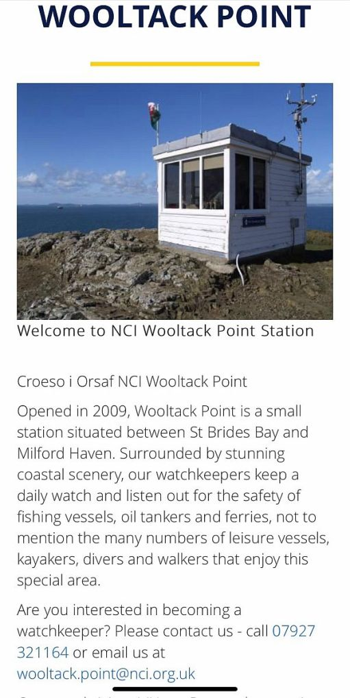 NCI Wooltack Point Station.
