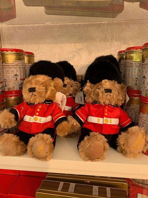 Guardsman Bears.