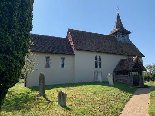 Wisley Church