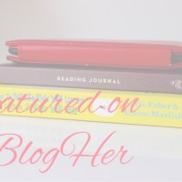 Featured on BlogHer | 2 Books a Month Reading Challenge List