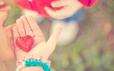 Cosa significa amare? La parola ai bambini!
