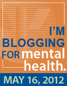 APA Blogging for Mental Health Day 2012