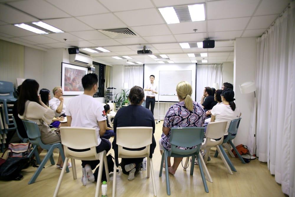Karson Wong Mindfulness Based Stress Reduction