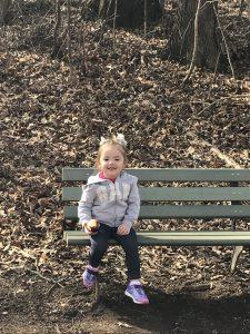 Eva, age 3