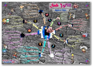 Sab-Will_CV_Resume_Jigsaw-Man_MindMapMad_iMindMap_SH_300
