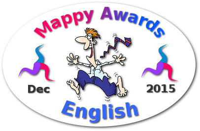 Mappy Awards December 2015 'ENGLISH' Winner by Jonathan Lewis
