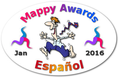Mappy Awards December 2017 'SPANISH' Winner by Hatier @bananaco