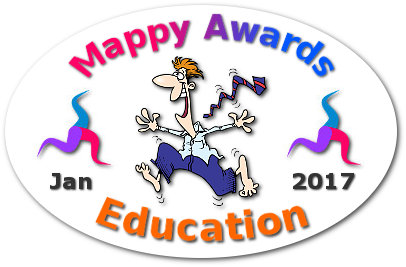 mappy awards january 2017 Daniel Tay Education winner badge