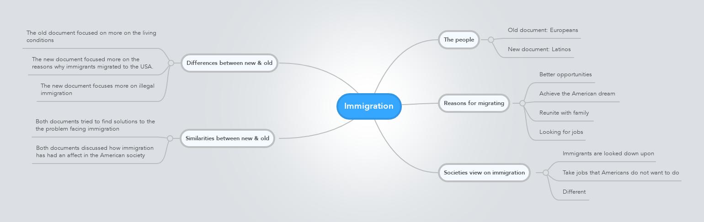 People Migrating America