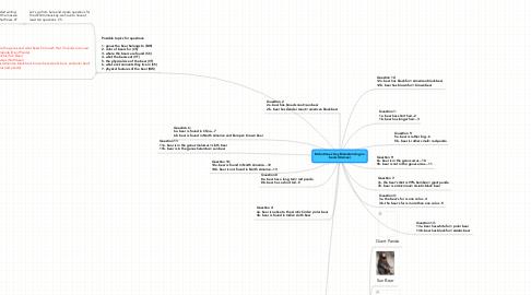 Dichotmous Key Brainstorming on bears (Ursinae