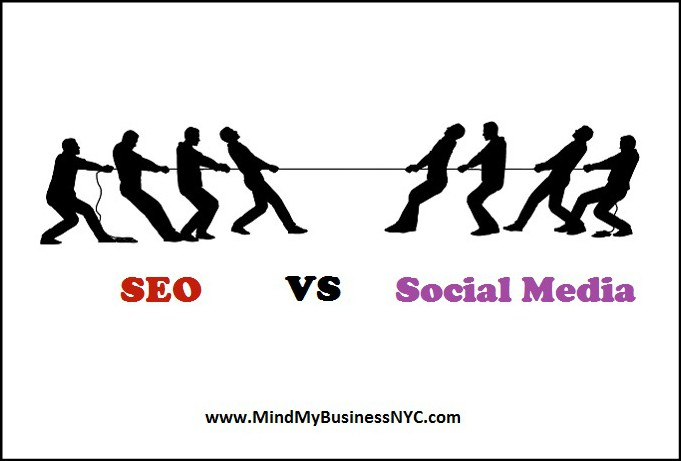 What's better for online marketing: SEO or Social Media