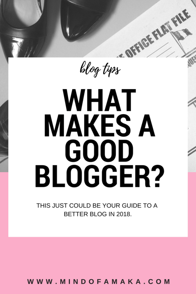how to improve your blog, mind of amaka