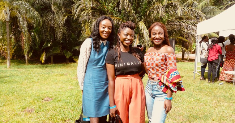 She Leads Africa: My Lafiya Lifestyle Expo Experience