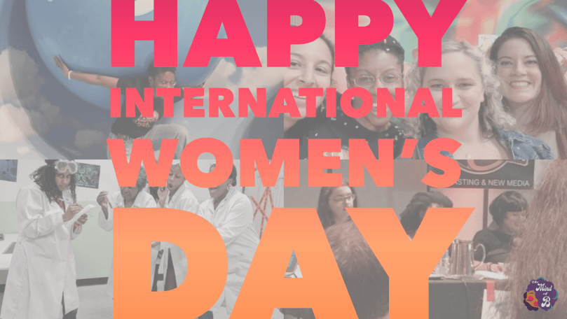 Happy International Women's Day!!!