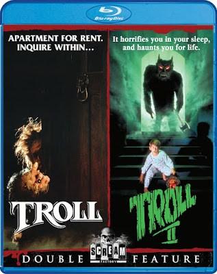 Troll / Troll 2 Blu-ray Cover