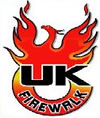 UK Fire Walk
