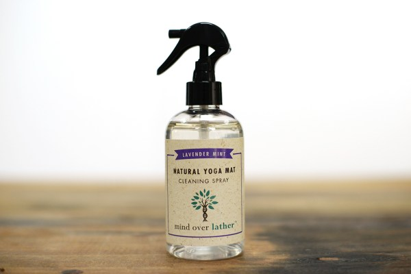 Cleaning Yoga Mat Spray