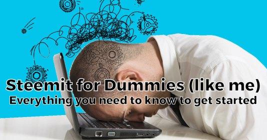 Steemit-For-Dummies