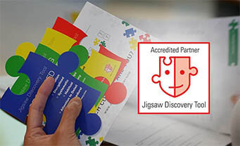 Jigsaw Training Discovery