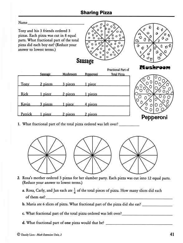 MATH EXTENSION UNITS / BOOK 2