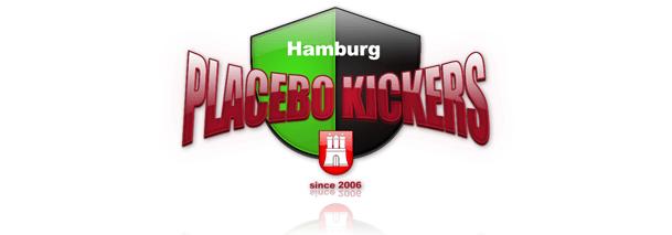 Logo Placebo Kickers Hamburg
