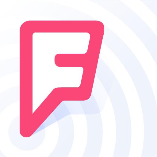 Logo Foursquare 512x512px plain