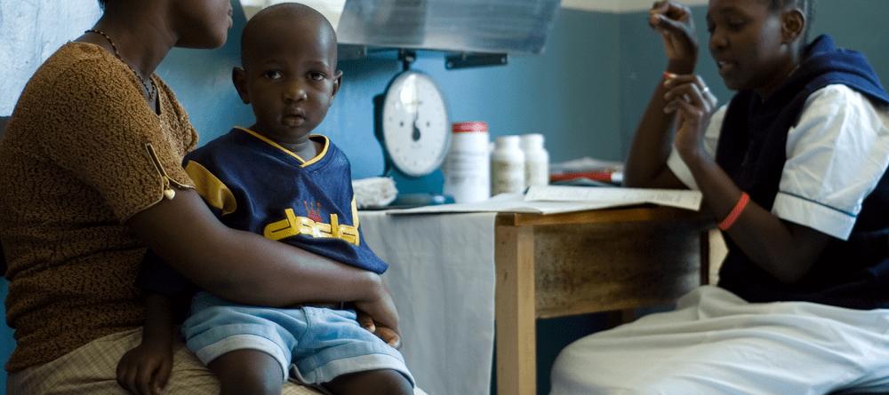 OBJETIVO 5: Asistencia médica humanitaria a poblaciones en riesgo