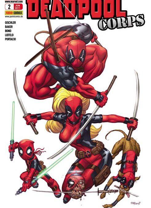 Comicreview – Deadpool Sonderband 2: Deadpool Corps